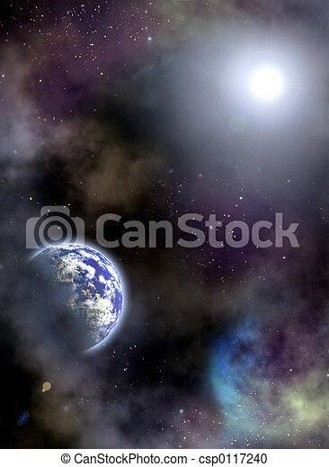 Space scenario - csp0117240