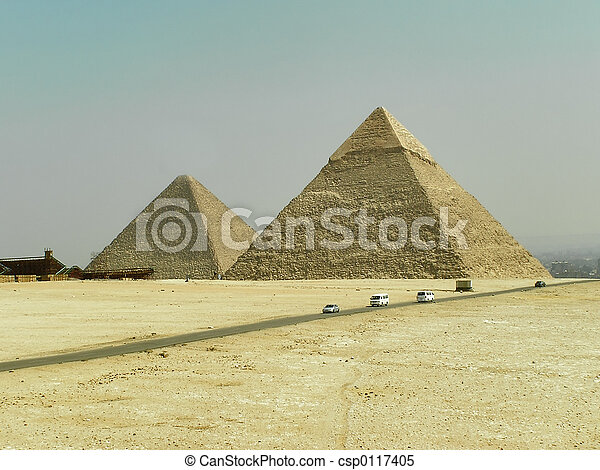 Pyramids of Egypt 2 - csp0117405