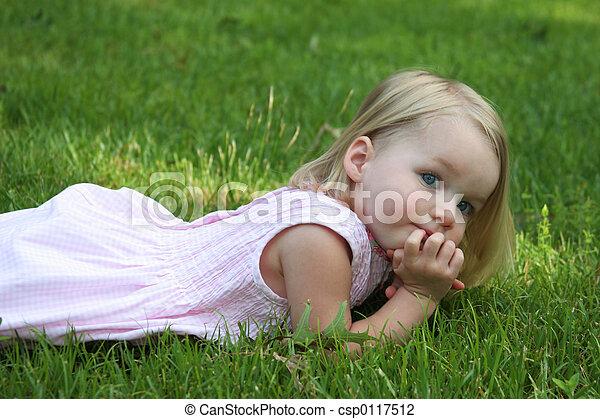 子供, 卵を生む,  gra - csp0117512