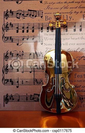 Golden Violin Music