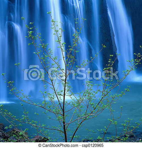 Waterfall - csp0120965