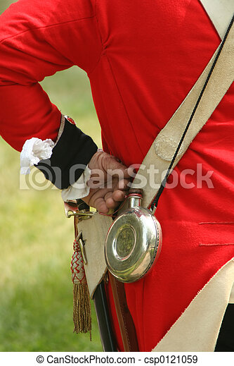 British Soldier - csp0121059
