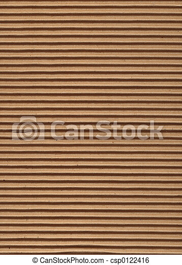Texture Series - Corrugated Cardboard - csp0122416