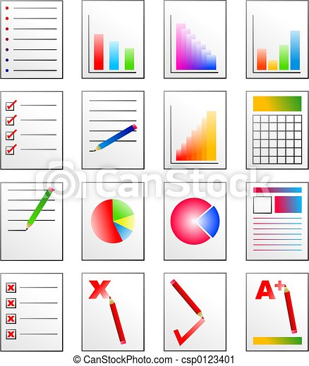 document icons - csp0123401