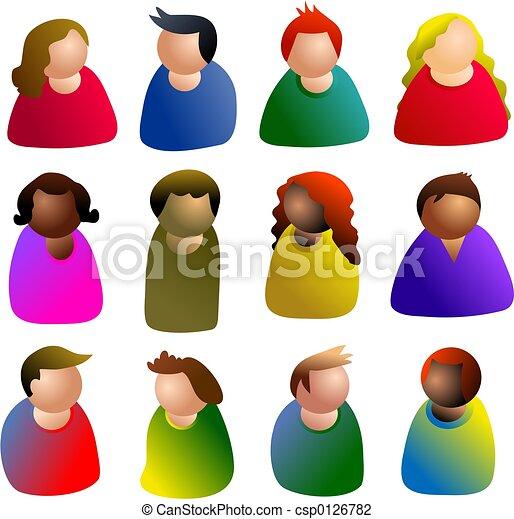 people icon - csp0126782