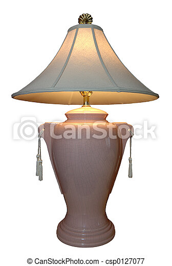 Lighted Lamp - csp0127077