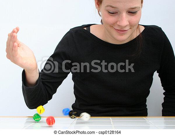 Gambling - csp0128164