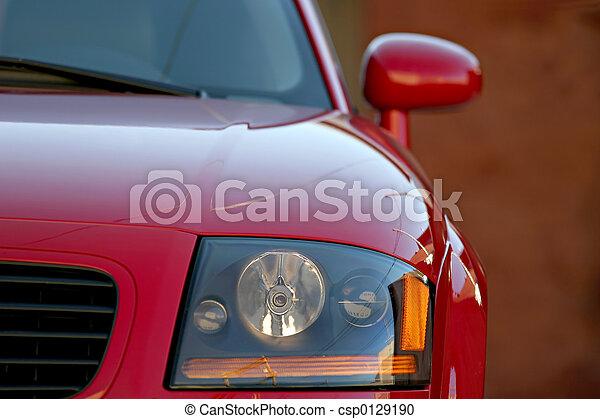 自動車, スポーツ - csp0129190