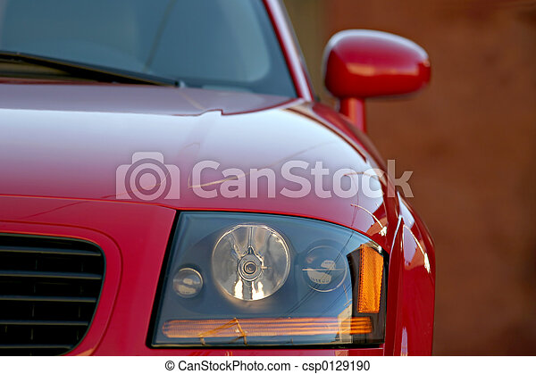 Auto, sport - csp0129190