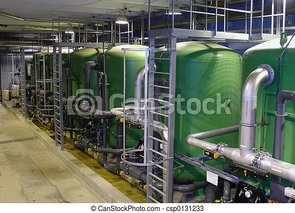 Water treatment plan - csp0131233