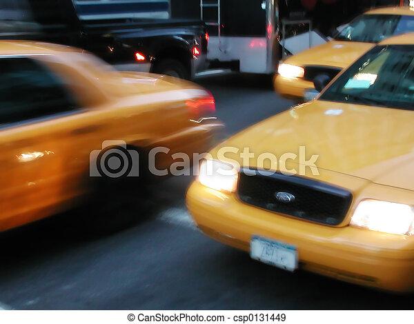 Yellow Cabs - csp0131449