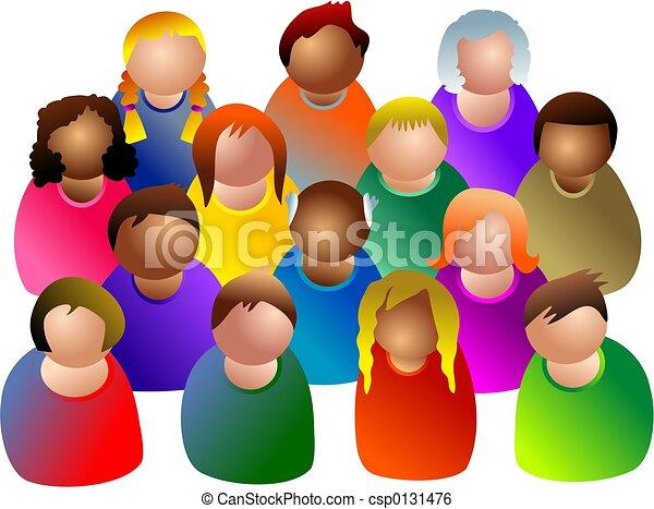 diverse community - csp0131476