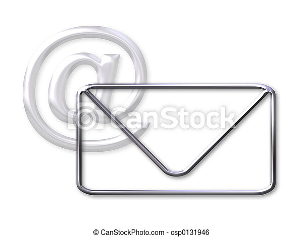 封筒 - csp0131946