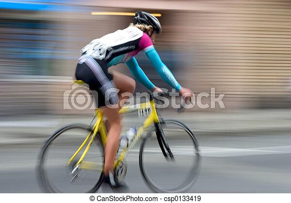 Bike Racer #4 - csp0133419