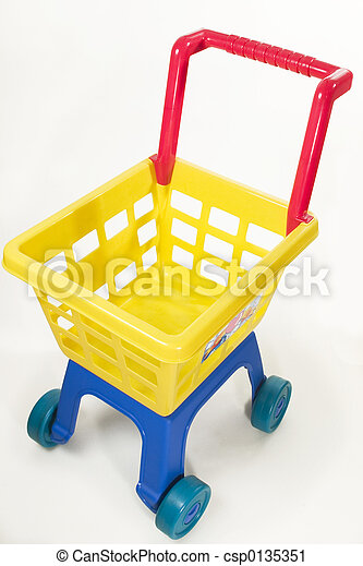 toy chariot - csp0135351