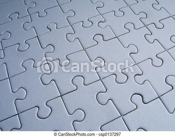 modèle,  Puzzle - csp0137297
