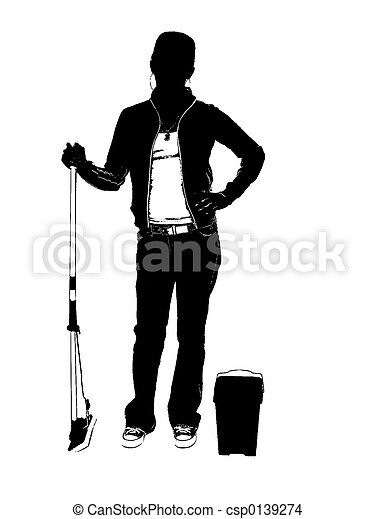 janitor - csp0139274