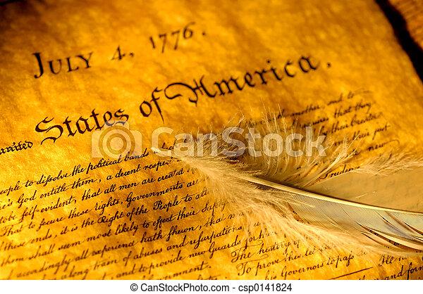 indipendenza, dichiarazione - csp0141824