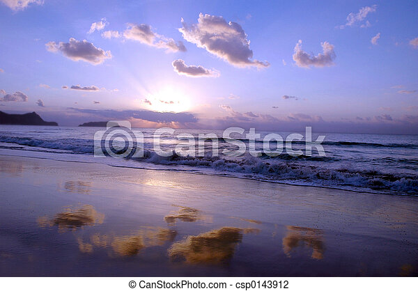 Sunrise - csp0143912