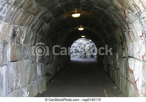 Stone Tunnel - csp0145115