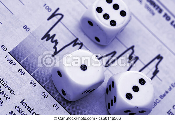 Financial Gamble - csp0146566