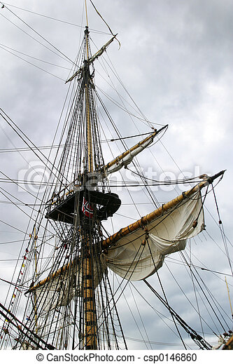 Tall Ship - csp0146860