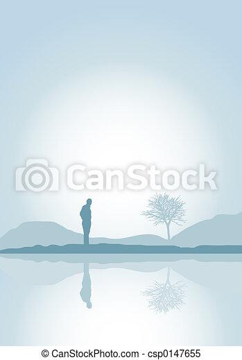 Solitude - csp0147655