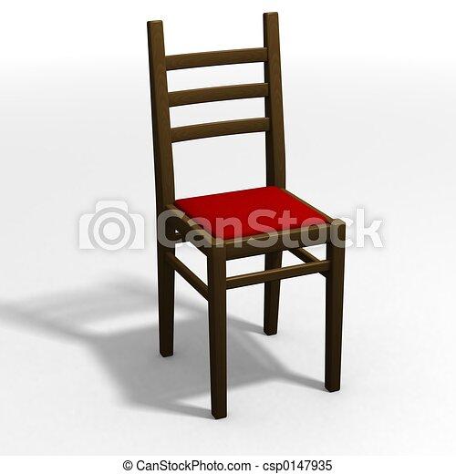 Classic Chair - csp0147935
