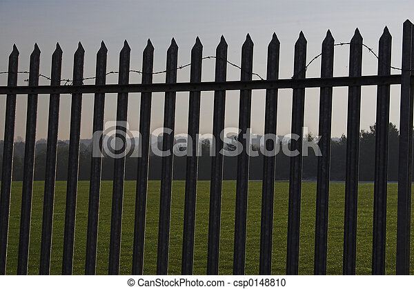 Security fence 3 - csp0148810