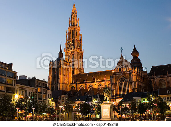 Our Lady Cathedral - csp0149249