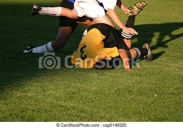 Soccer Collision - csp0149320