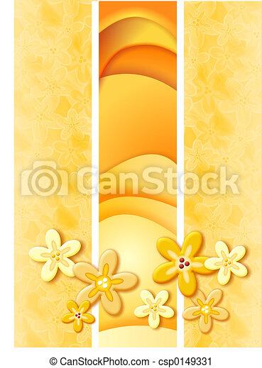 Sunny summer - csp0149331