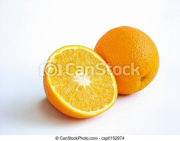Oranges - csp0152974
