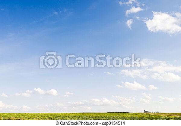 Prairie Horizon - csp0154514