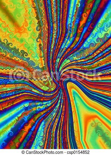 Psychedelic  twist - csp0154852