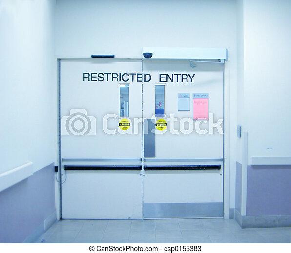 Emergency Operating Room - csp0155383