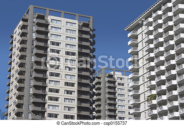 Apartment Cluster - csp0155737