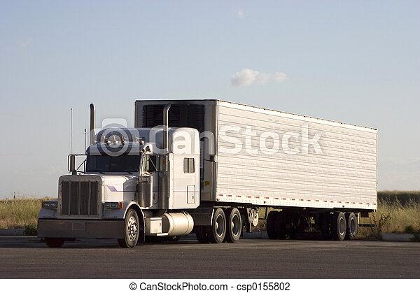 Big Rig Truck 3 - csp0155802