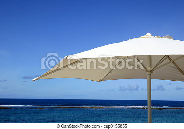 Holiday Umbrella - csp0155855
