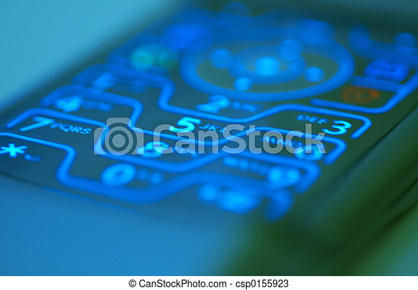 Cell-phone - csp0155923