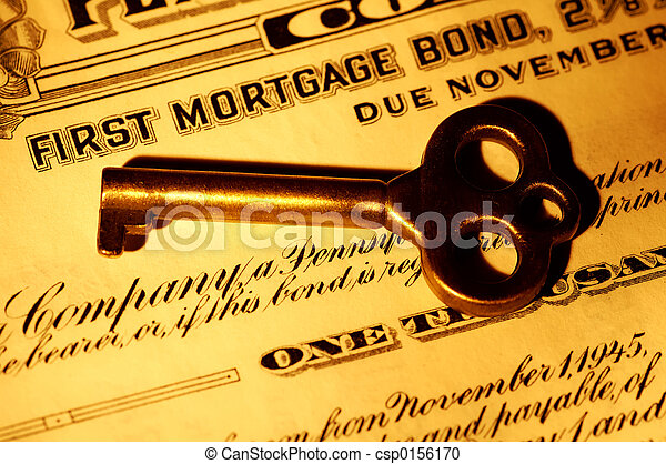 Mortgage Bond - csp0156170