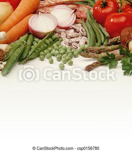 grönsaken - csp0156780
