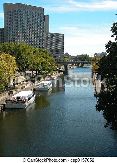 Rideau Canal - csp0157052