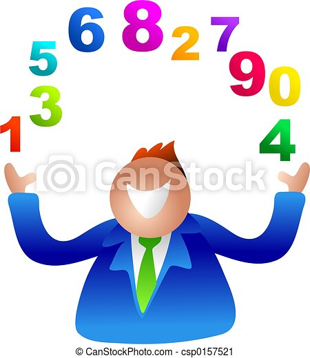 juggling numbers - csp0157521