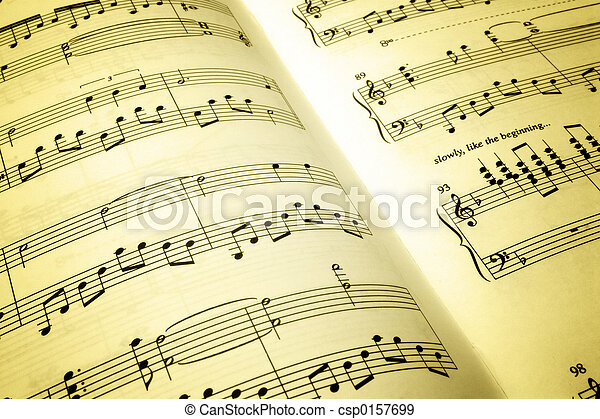 ark, musik - csp0157699