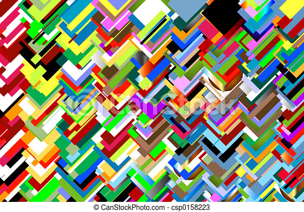 Chaotic colours - csp0158223