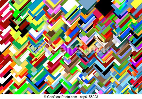 Chaotic colours - csp0158223