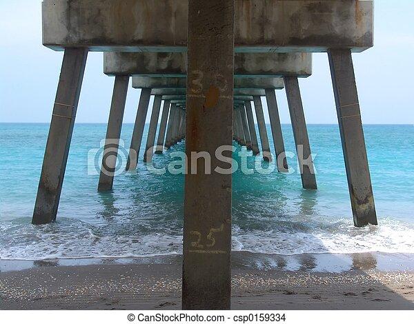 Florida Pier - csp0159334