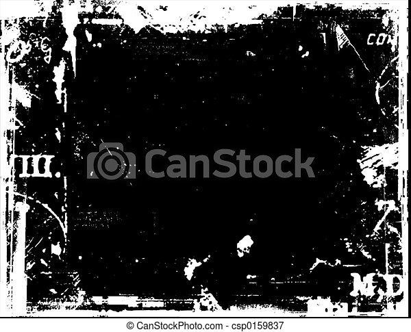 Grunge background - csp0159837