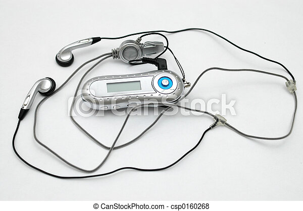 MP3 player - csp0160268